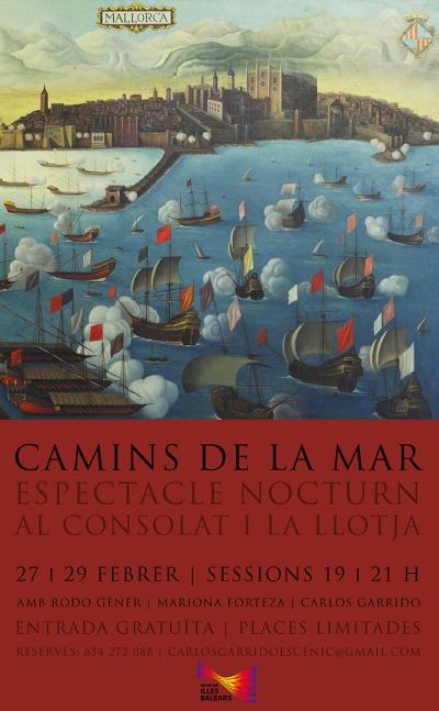 cartell camins de la mar srgb