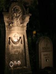Las fotos y las tumbas