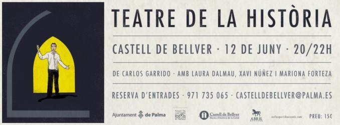 flyer teatre de la historia