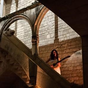 Mariona Forteza al Palau Reial