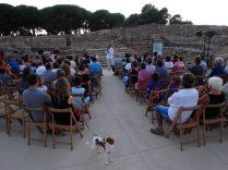 El público durante el espectáculo
