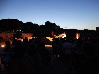 El público, Xavi Núñez y la ciudad griega de Empúries