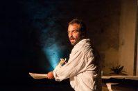 Josep Mercadal en un altre moment de l'espectacle.