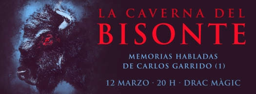 caverna bisonte banner