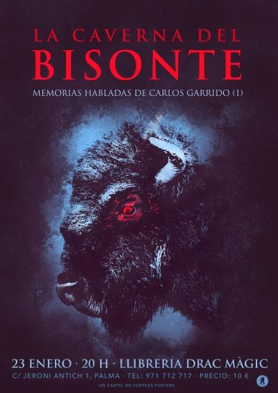 caverna bisonte
